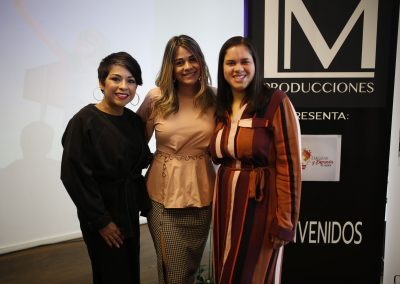 PATTY CARDOZO RUB DIAZ Y MARYLIN GONZALEZ